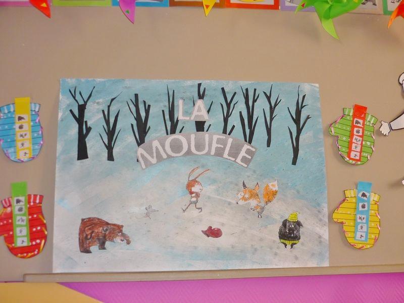 design de qualité vente en ligne design de qualité LA MOUFLE » en PS de Mme Allart | Ecole Privée Jeanne d'Arc ...